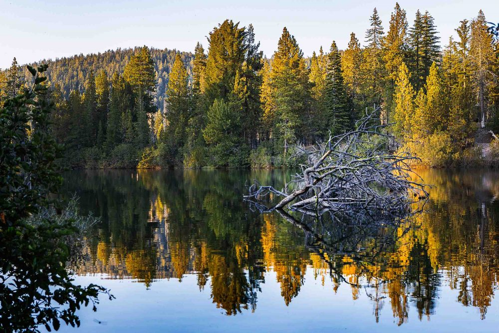 Lassen Volcanic National Park, Reflections