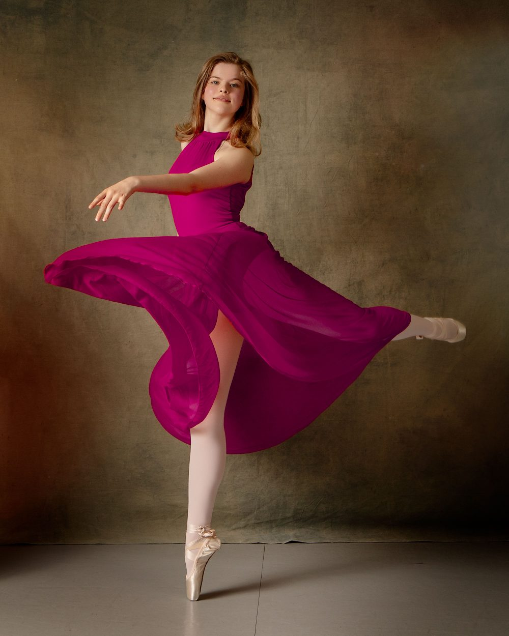 Ballerina, Dance portrait