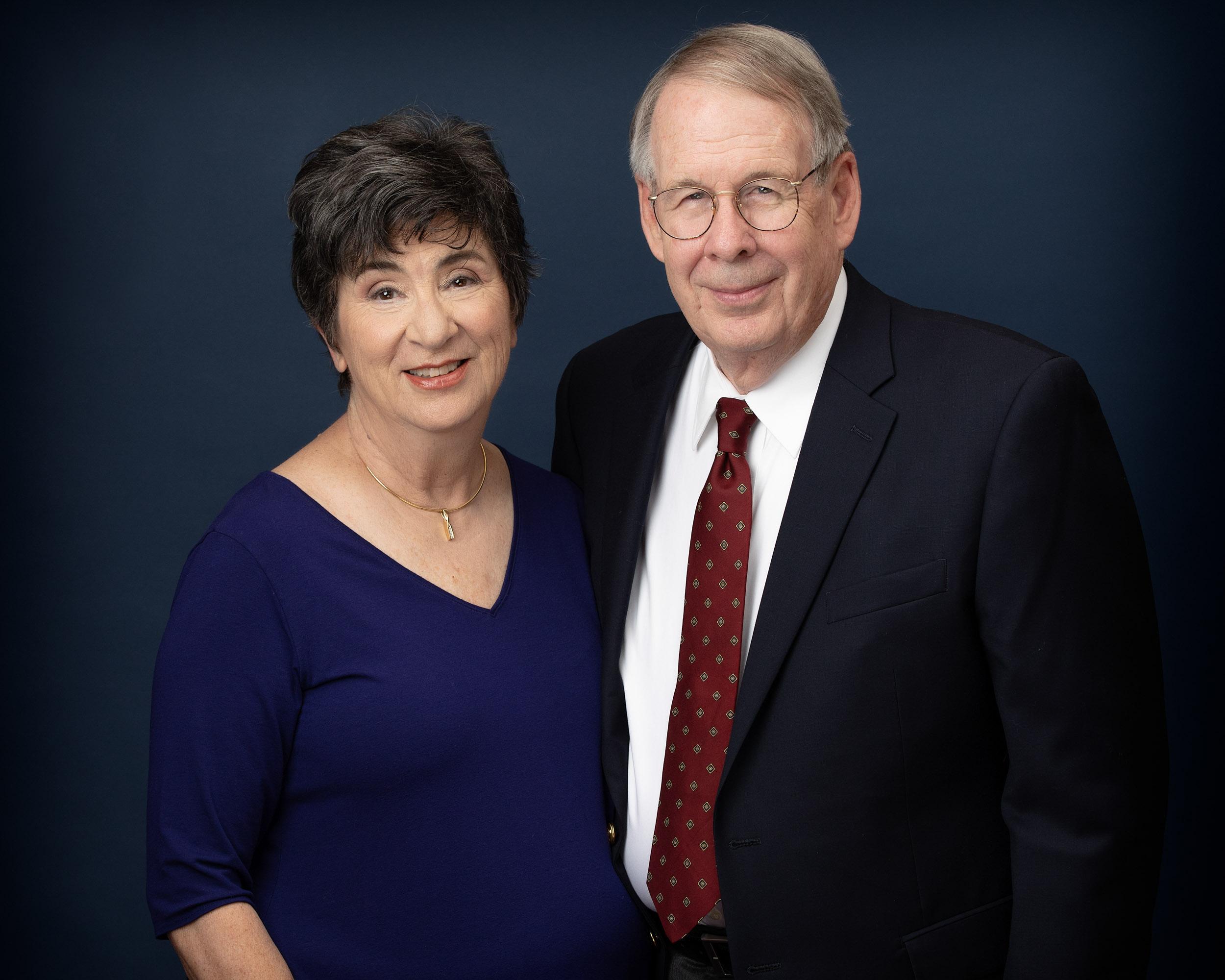 Parents Portraits