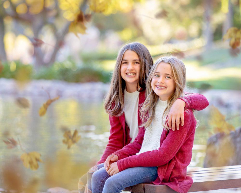 fall photos kids