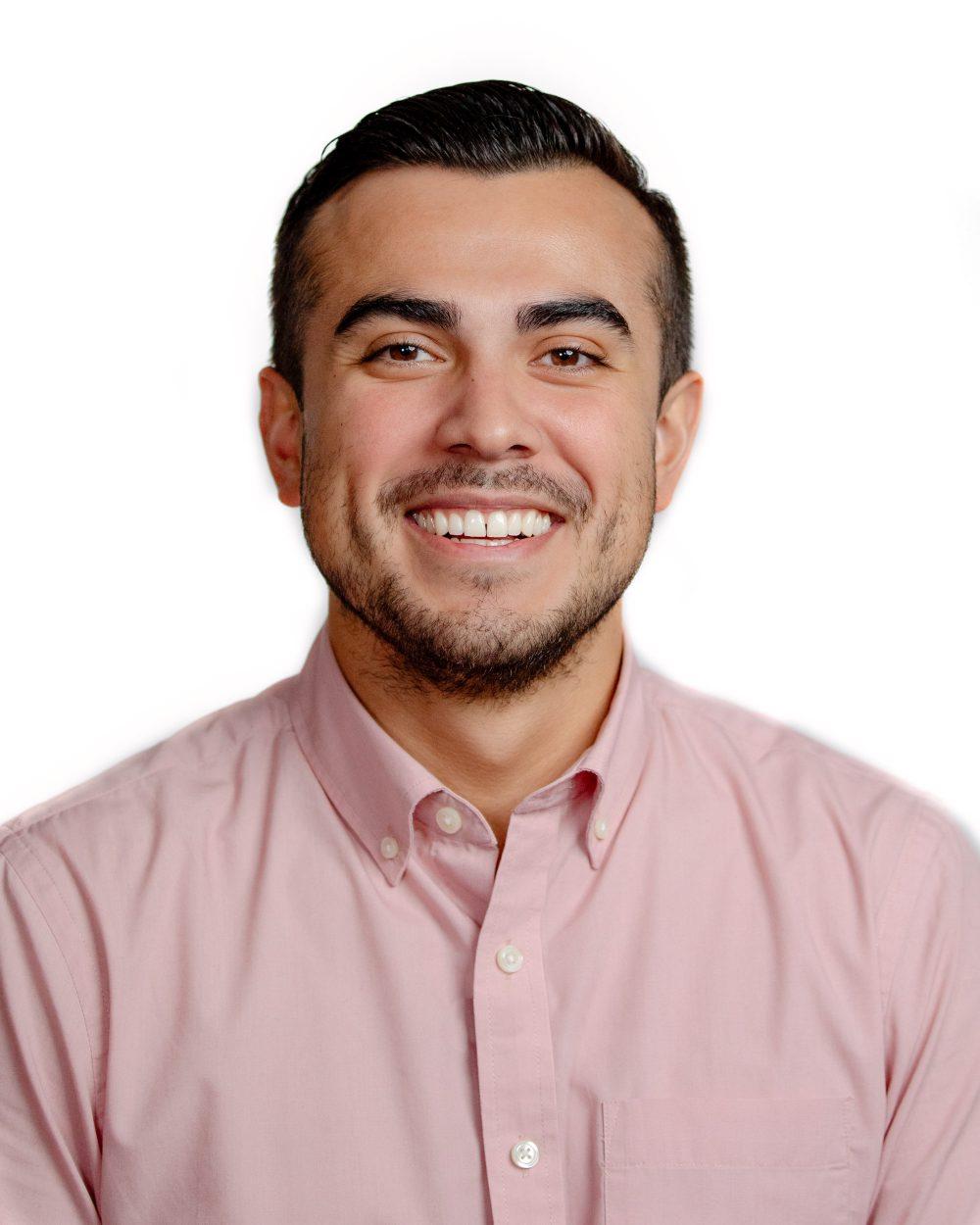 Rafael Zamora Chiropractor headshot