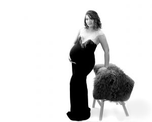 Maternity photography gowns