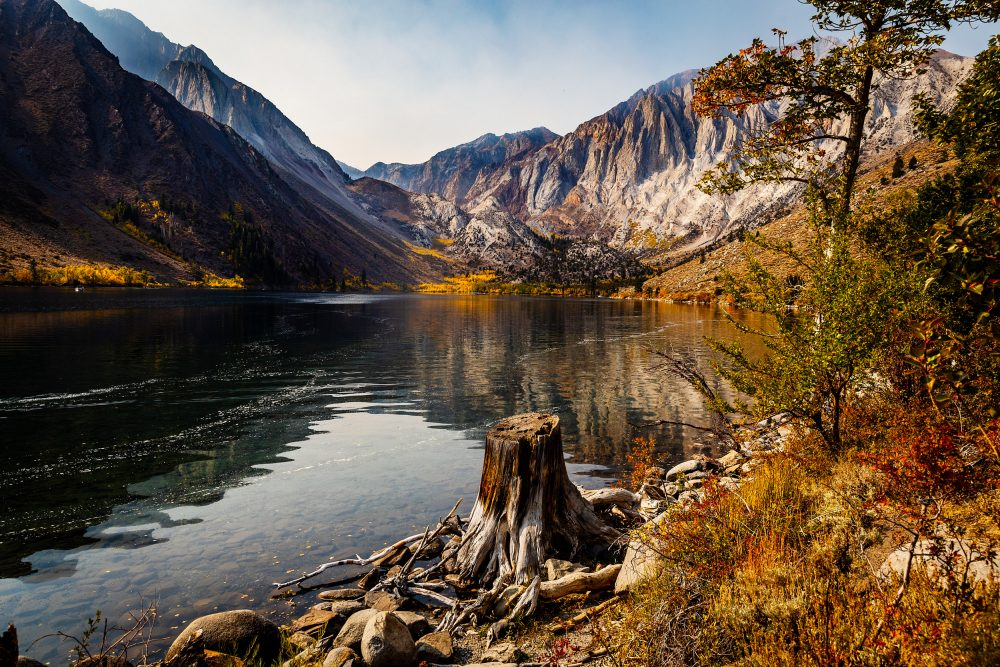 Fall Color in California|Mammoth lakes|Where to see fall colors in California